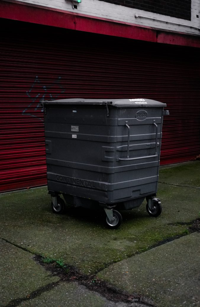 restafvalcontainer